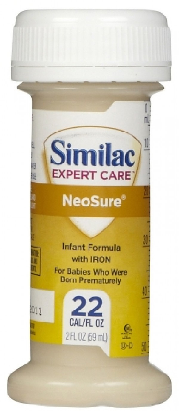 Abbott Nutrition Similac Expert Care NeoSure with OptiGRO Infant Formula
