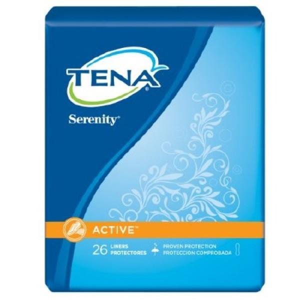 SCA TENA Serenity ACTIVE Liners Regular