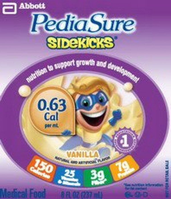 Abbott Nutrition PediaSure SideKicks