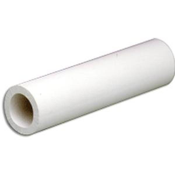Urocare White Rubber Drainage Tubing