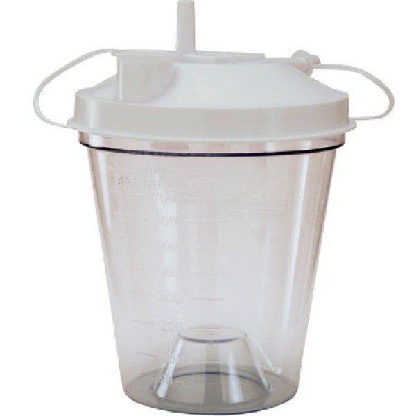 evo Disposable Canister 800cc Disposable Suction Canister