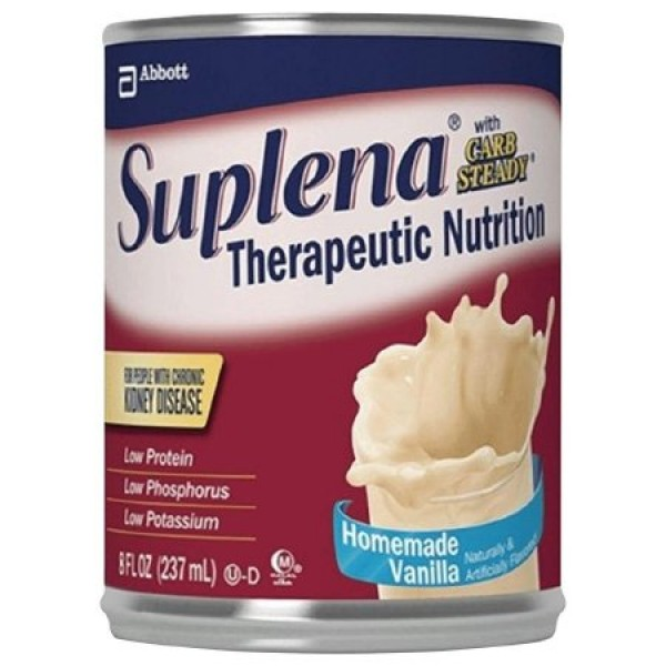Abbott Nutrition Suplena with Carb Steady