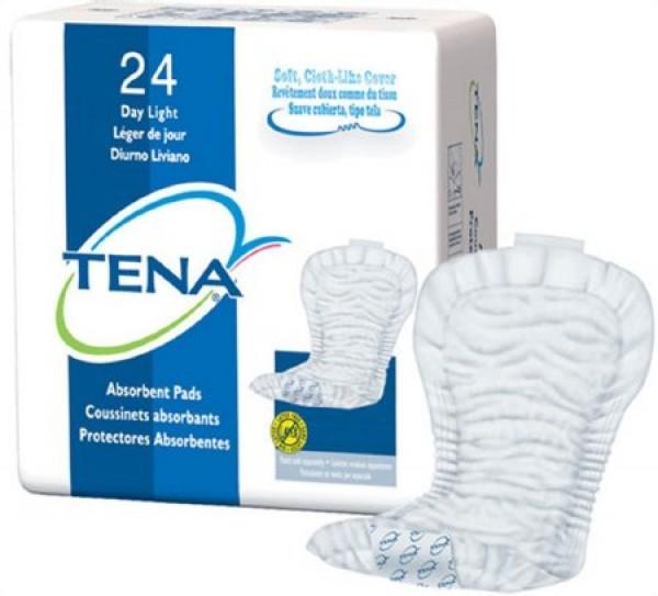SCA TENA Day Regular & Plus Pads