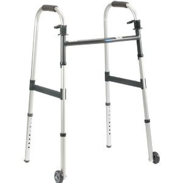 Invacare I Class Dual release Wheeled Walker