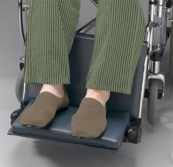 Foot Hugger Wheelchair Foot Cushion by Posey