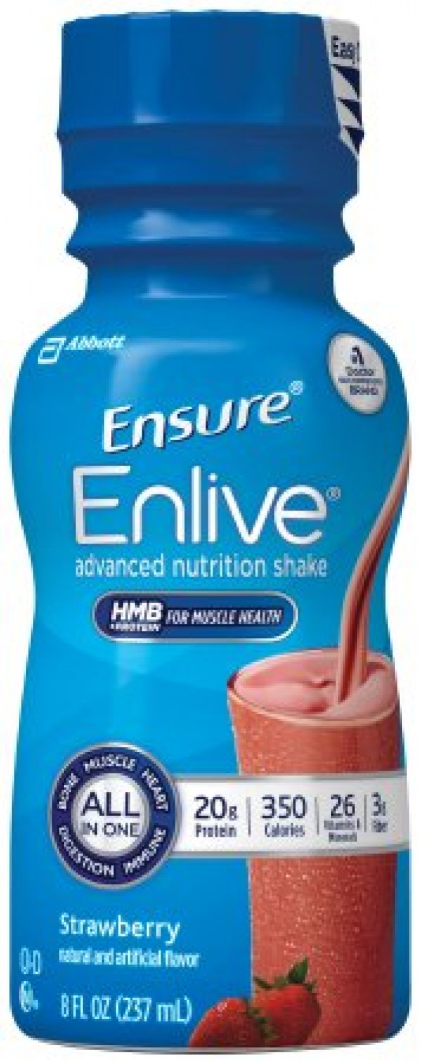 Abbott Nutrition Ensure Enlive Advanced Nutrition Shake Therapeutic Nutrition