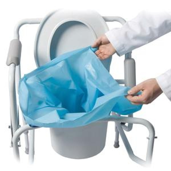 Mobility Transfer Sani Bag+ Commode Liner