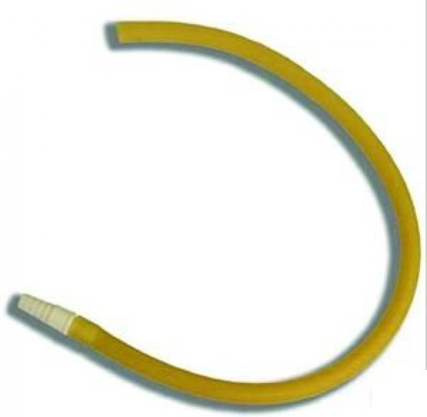 18 Inch Extension Tubing with Connector by Bard