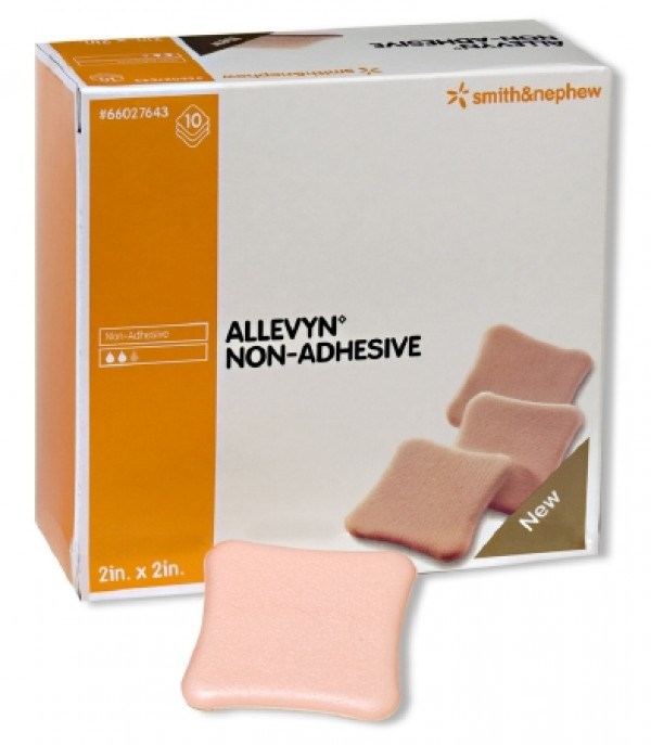 Smith & Nephew Allevyn Non-Adhesive Foam Dressings
