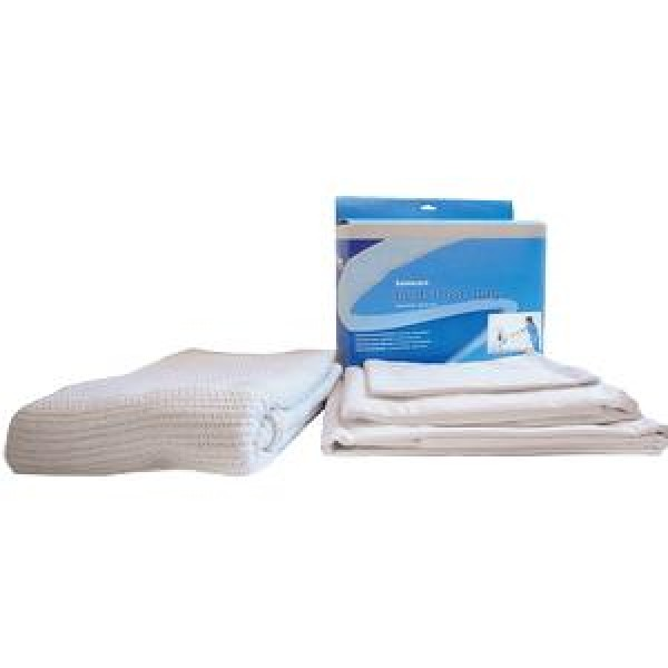 Home Care Bariatric Bed in a Bag Sheet Set by ReliaMed