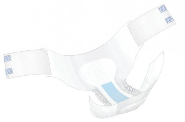 Covidien Wings Super Quilted Bariatric Briefs Heavy Absorbency