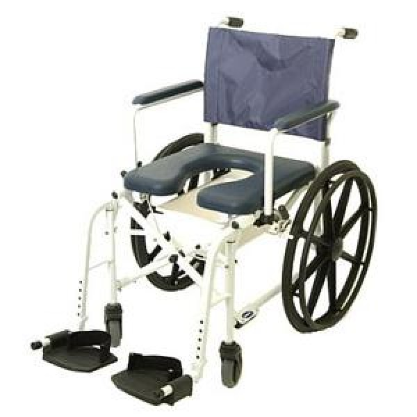 Mariner Rehab Shower Commode Chair by Invacare