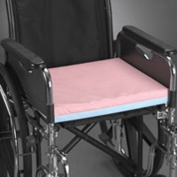 Posey Economy Foam Wheelchair Cushion