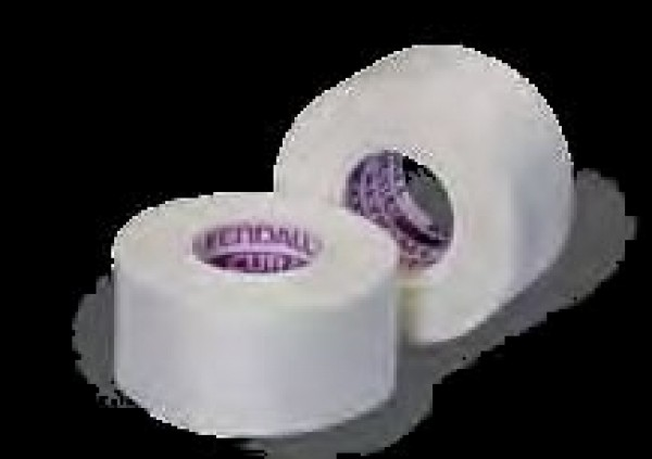 Covidien Kendall Hypoallergenic Silk Tape
