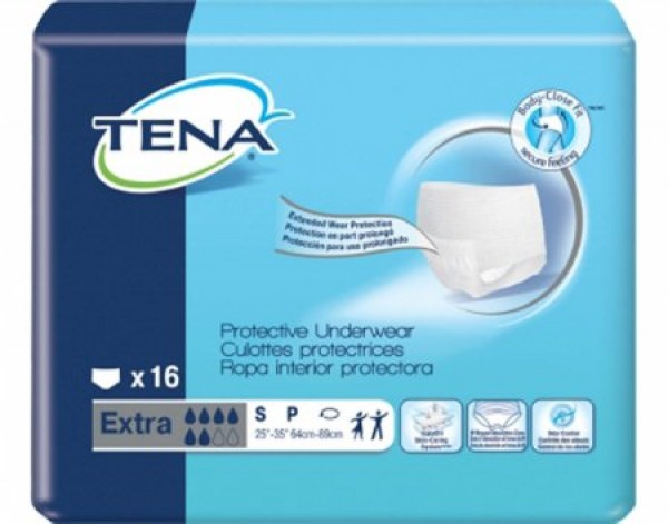SCA TENA Extra Absorbency Protective Underwear