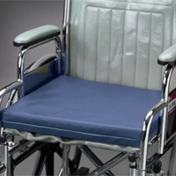 Posey Deluxe Gel Foam Wheelchair Cushion