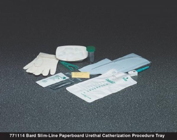 Bi-level Urethral Tray by Bard