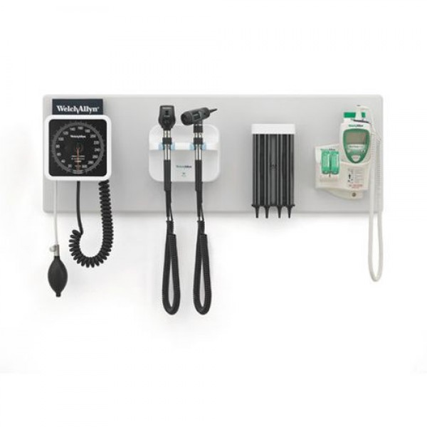 Welch Allyn Green Series Integrated Wall Board System