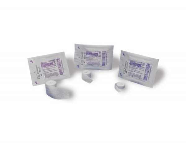 Covidien Curity AMD 1/2 Inch x 3 ft Antimicrobial Packing Strips - 7832AMD