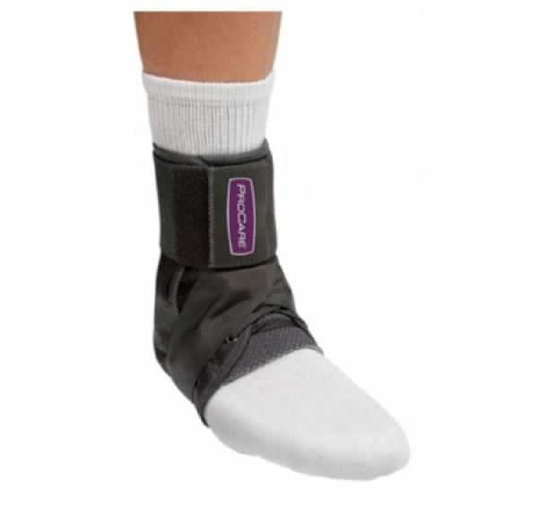 DJ Orthopedics Stabilized Locking Ankle Support