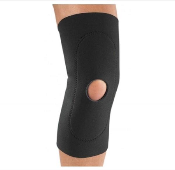 DJ Orthopedics PROCARE Pull-On Knee Support, Open Patella