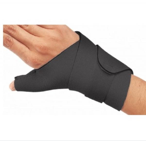 DJ Orthopedics Neoprene Wrist Splint Cinch-Lock and Thumb Wrap