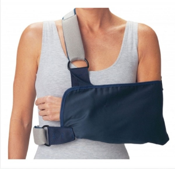DJ Orthopedics PROCARE Shoulder Immobilizer with Foam Straps
