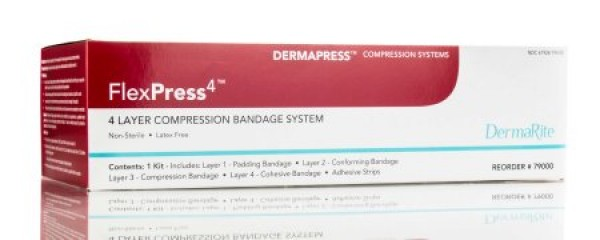 Dermarite Industries FlexPress 4 Layer Compression Bandage System