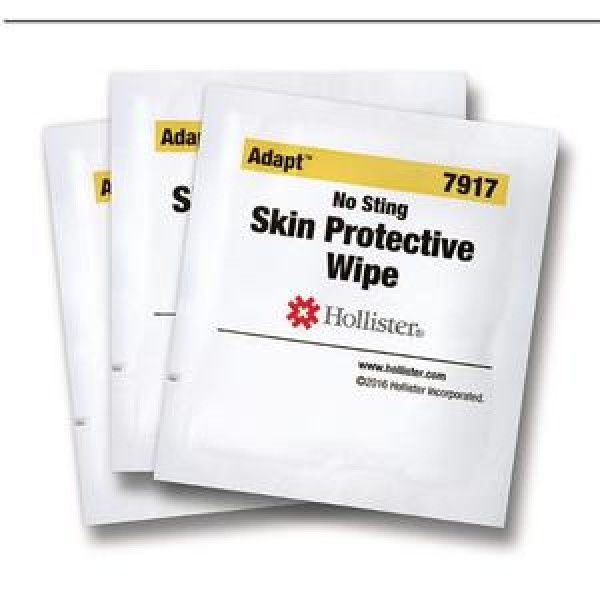 Hollister Adapt No Sting Protective Wipes
