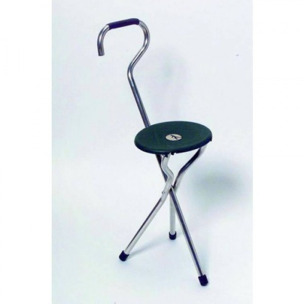 Mountain Properties Elite Walking Cane with Seat