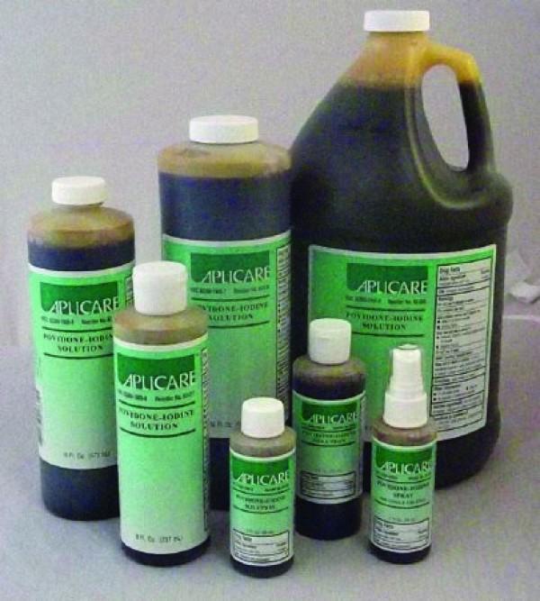 Aplicare Povidone-Iodine - Betadine Solution