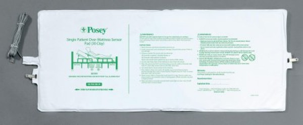 Fall Alarm Sensors by Posey