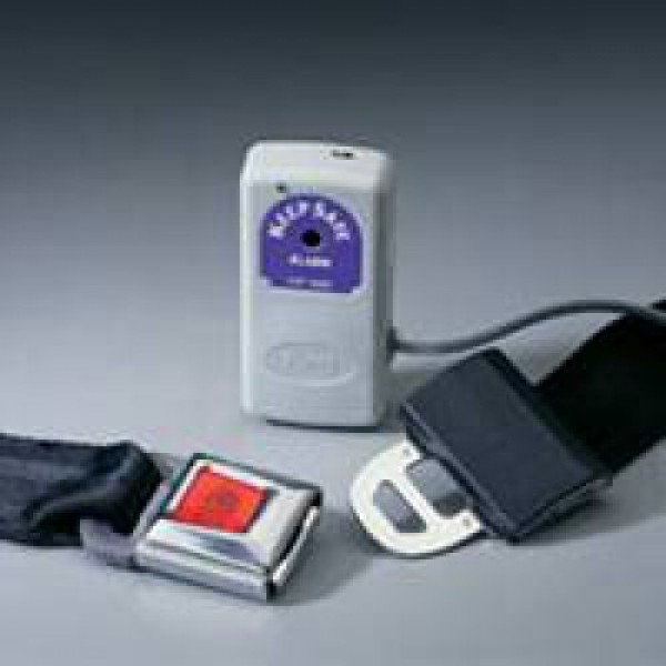 KeepSafe Fall Prevention Monitor Alarm System with Chair Belt Sensor 8340 by Posey