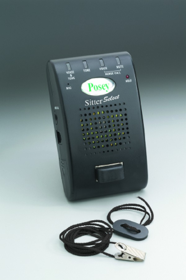 Sitter Select Alarm System 8361 by Posey