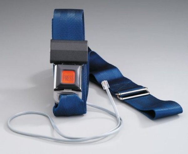 Chair Alarm Mobile Belt Wheelchair Seatbelt Sensor 8371 by Posey