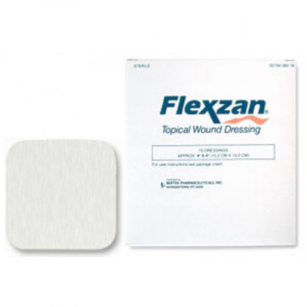 UDL Laboratories Flexzan Foam Adhesive Dressing
