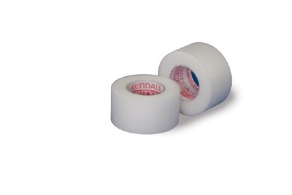 Covidien CURITY Hypoallergenic Clear Tape