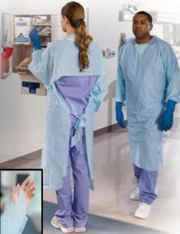 TIDI Products P2 Impervious Gown