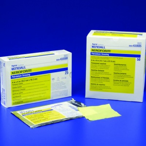 Xeroform Gauze Dressing by Covidien