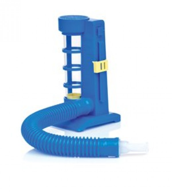 Teleflex Medical Air Eze Incentive Spirometer Deep Breathing Exerciser