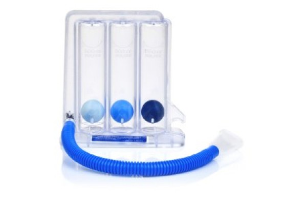 Teleflex Medical Incentive Triflo II Spirometer