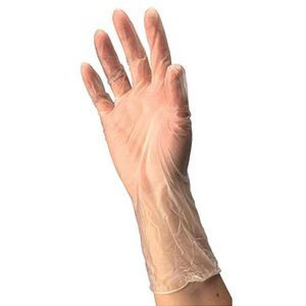 CardinalHealth InstaGard Vinyl Exam Gloves Powder Free - Non-Sterile