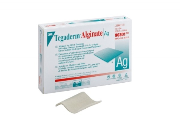 3M Tegaderm Ag Alginate Silver Dressing
