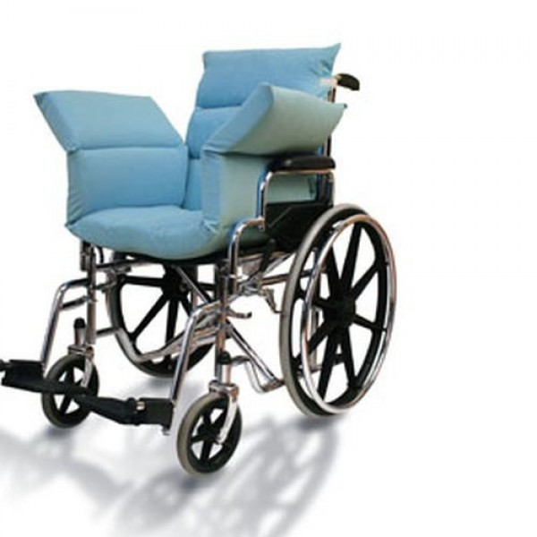 NYOrtho Wheelchair Comfort Seat Water-Resistant Cushion Antimicrobial