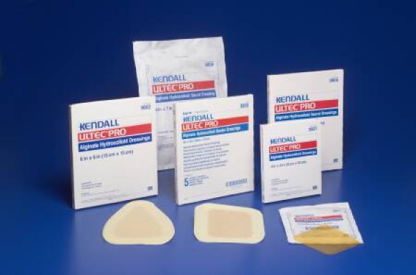 Covidien Alginate Hydrocolloid Wound Dressing