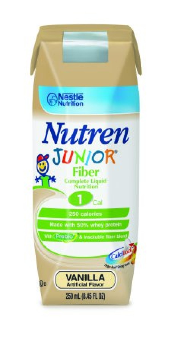 Nestle NUTREN® Junior Fiber