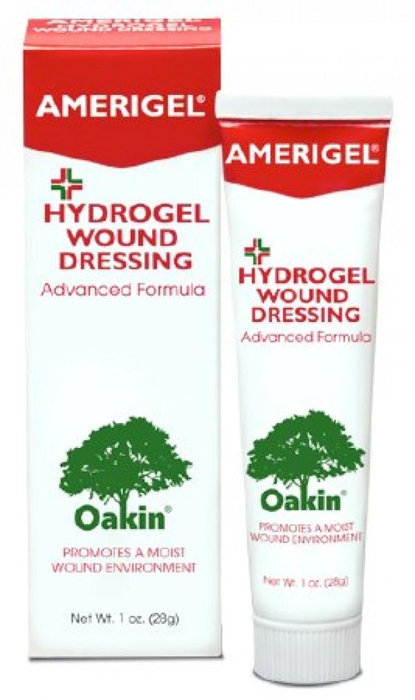 Amerx Health Care Amerigel Hydrogel Wound Dressing Advanced Formula