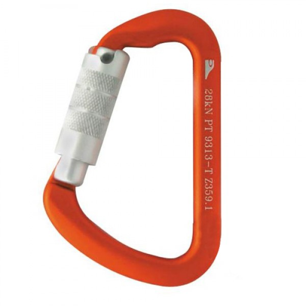 Fusion Essence Triple-Locking Carabiner