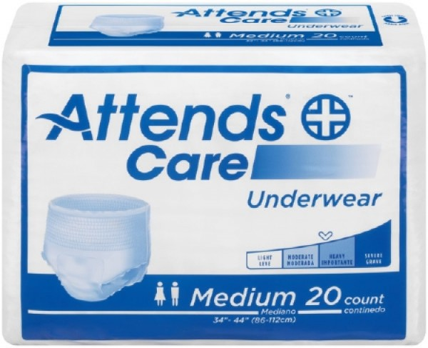 Attends Healthcare Products Attends Care Underwear Heavy Absorbency