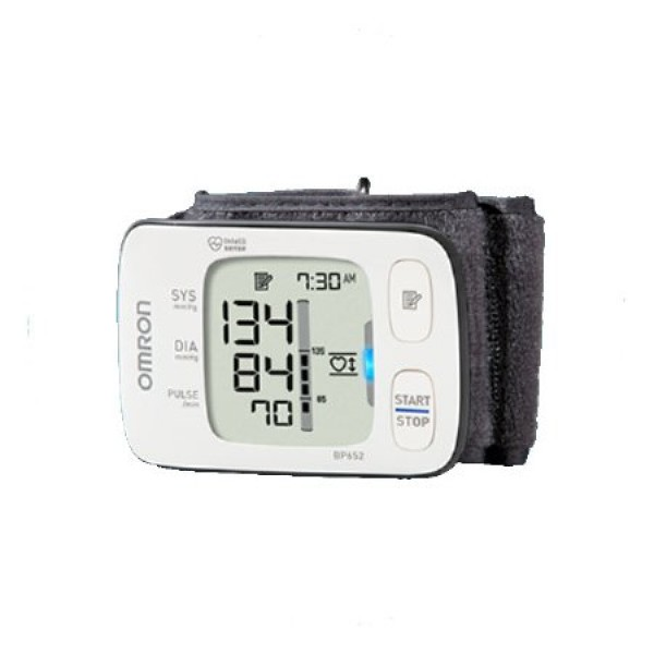 Omron 7 Series Wrist Blood Pressure Monitor BP652